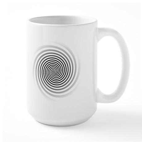 HypnoDisk Large Mug