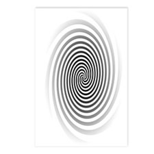 HypnoDisk Postcards (Package of 8)