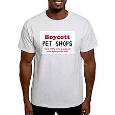 Boycott Pet Shops T-Shirt