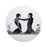 Faust 171 Ornament (Round)