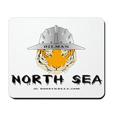 Oilman North Sea Mousepad