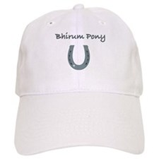 bhirum pony Baseball Cap