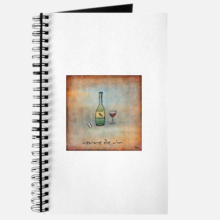 Glass of Wine Journal