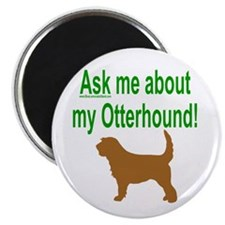 """OH Ask Me 2.25"""" Magnet (10 pack)"""