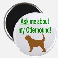 "OH Ask Me 2.25"" Magnet (10 pack)"