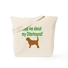 OH Ask Me Tote Bag