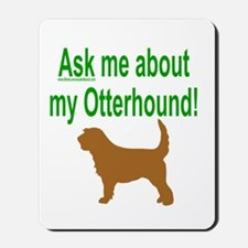 OH Ask Me Mousepad