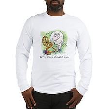 Sheep Spin Long Sleeve T-Shirt