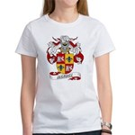 Mendez Family Crest Women's T-Shirt