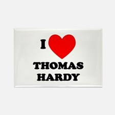 Thomas Hardy Rectangle Magnet
