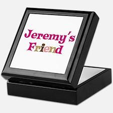 Jeremy's Friend Keepsake Box