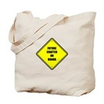 Baby On Board - Future Crafter Tote Bag