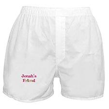 Jonah's Friend Boxer Shorts