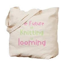 Unique Knitting totes Tote Bag