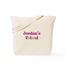 Jordan's Friend Tote Bag
