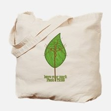 Leave your Mark Tree Tote Bag