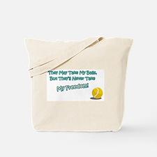 Unique Neutered Tote Bag