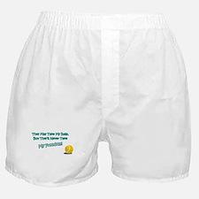 Unique Dog balls Boxer Shorts