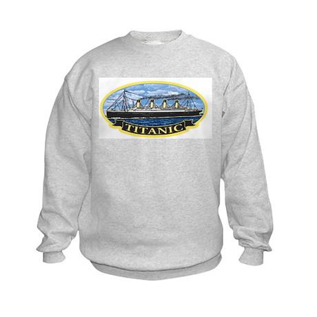 Titanic Kids Sweatshirt