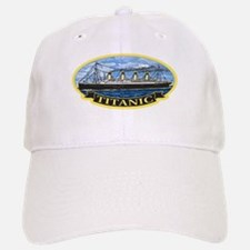 Titanic Baseball Baseball Cap