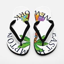 Summer East Hampton- New York Flip Flops