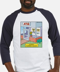 ATM Toothfairy Machine Baseball Jersey