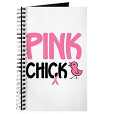 Pink Chick 6 Journal