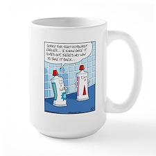 Toothpaste Outburst Mug
