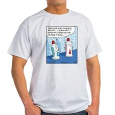 Toothpaste Outburst T-Shirt