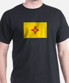 """""""New Mexico State Flag"""" T-Shirt"""