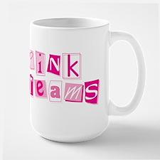 MK Pink Dreams Mug