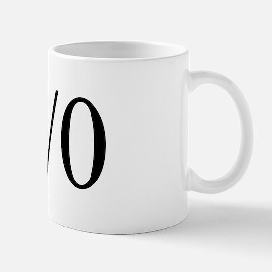 8/0 Mug