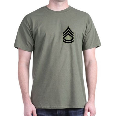 Sergeant First Class Dark T-Shirt 2