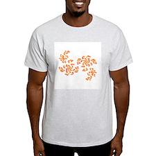 Julia phoenix Ash Grey T-Shirt