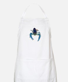 Blue Crayfish BBQ Apron