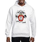 Montes Family Crest Hooded Sweatshirt