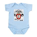 Montes Family Crest Infant Creeper