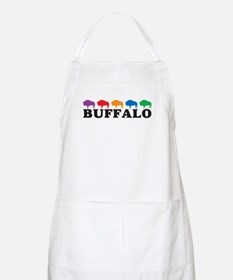 Colorful Buffalo Apron