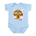 Moreno Family Crest Infant Creeper