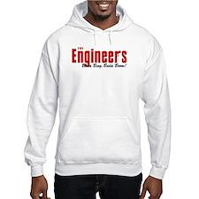 The Engineers Bada Bing Hoodie