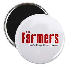 The Farmers Bada Bing Magnet