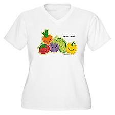 Garden Veggie Friends T-Shirt
