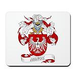 Munoz Family Crest Mousepad