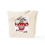 Munoz Family Crest Tote Bag