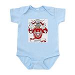 Munoz Family Crest Infant Creeper