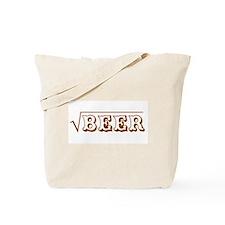 Cute Square root Tote Bag
