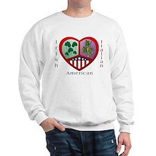 Irish Italian Love Sweatshirt