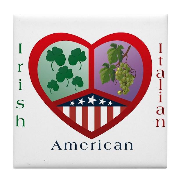 italian and irish relationship