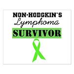 Non-Hodgkin's Lymphoma Small Poster