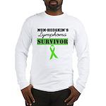 Non-Hodgkin's Lymphoma Long Sleeve T-Shirt